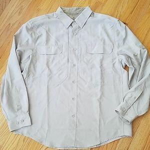 NWOT Royal Robbins Expedition Stretch Shirt